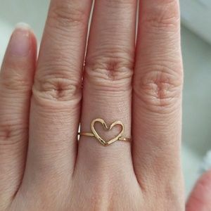 Kiele Hawaii heart ring